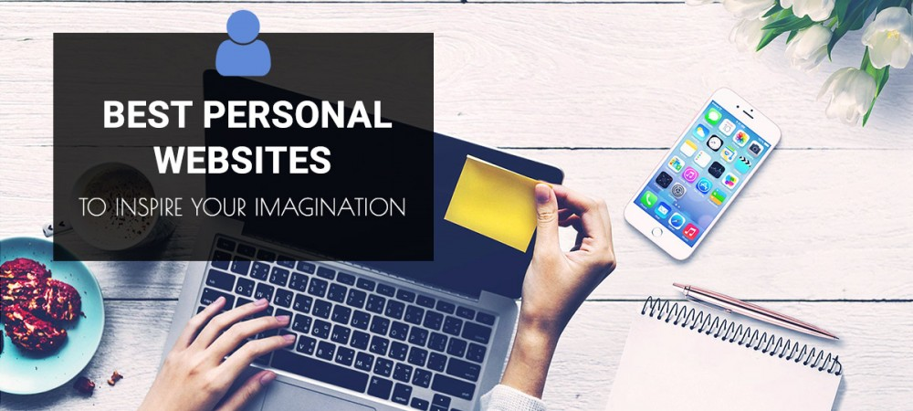 personal websites for inspiration